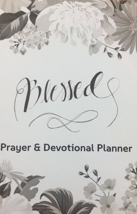 PLANNER: PRAYER DEVOTIONAL PLANNER