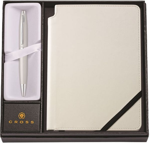 CROSS JOURNAL WITH PEN