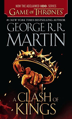 A clash of Kings (Game of thrones series)