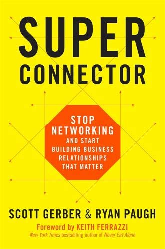 Superconnector: Stop Networking