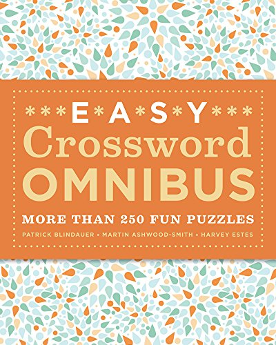 Easy Crossword Omnibus: More than 250 Fun Puzzles