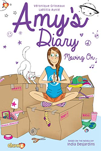Moving On (Amy's Diary, Bk. 3)