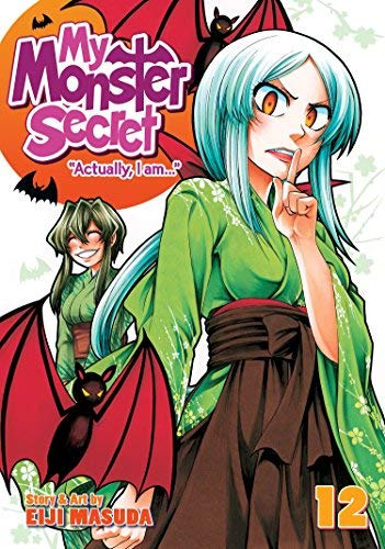 My Monster Secret (Volume 12)
