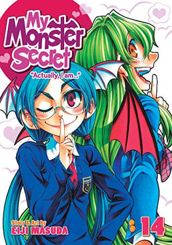 My Monster Secret (Vol. 14)