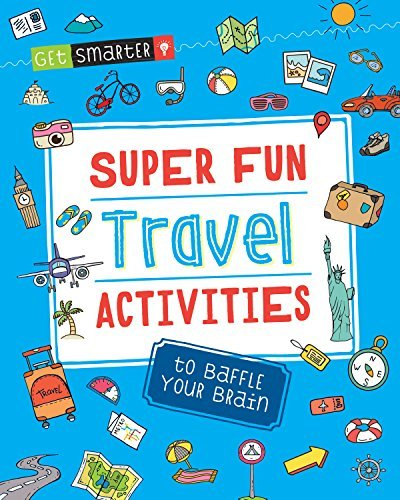 Super Fun Travel Activities to Baffle Your Brain (Get Smarter)