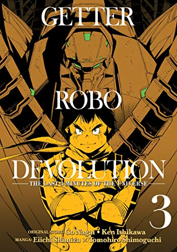 Getter Robo Devolution (Volume 3)