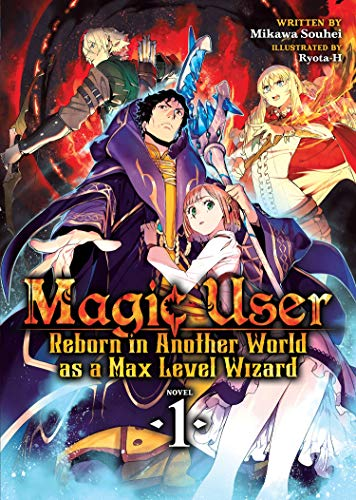 Magic User: Reborn in Another World as a Max Level Wizard (Volume 1)