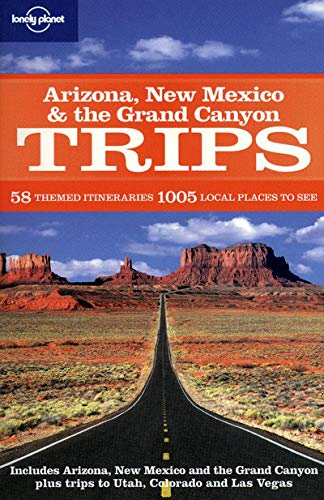 LONELY PLANET ARIZONA NEW MEXICO AND THE GRAND CANYON