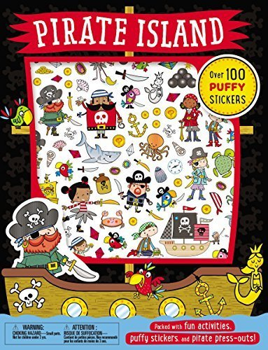 Pirate Island (Puffy Stickers)