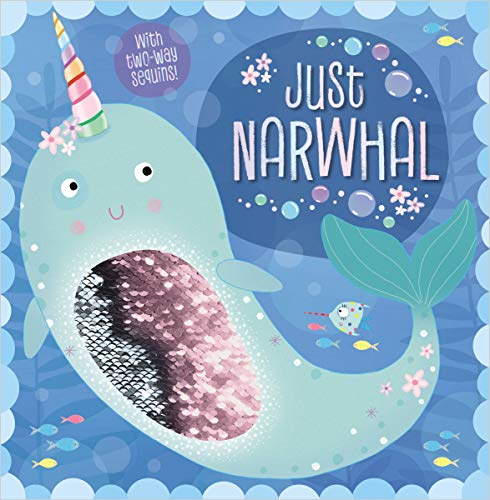 Just Narwhal (Two-way Sequin)