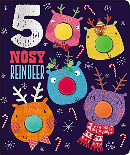 Five Nosy Reindeer