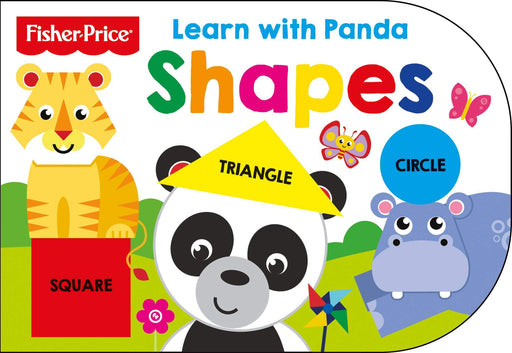 Fisher-Price Learn with Panda Shapes My First Shapes