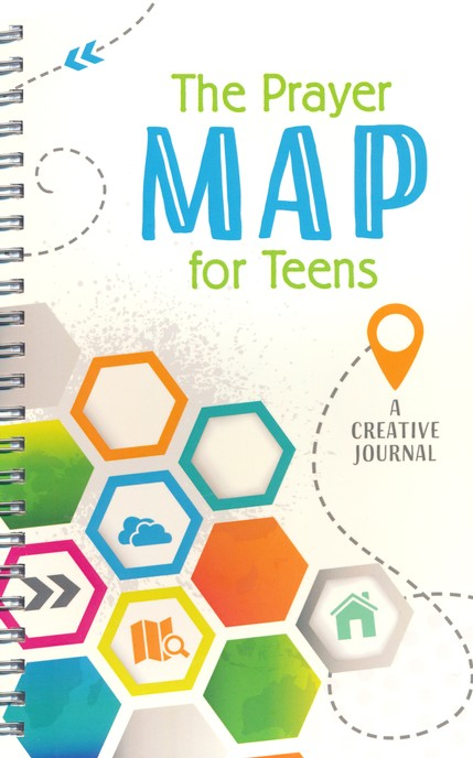 PRAYER  MAP FOR TEENS