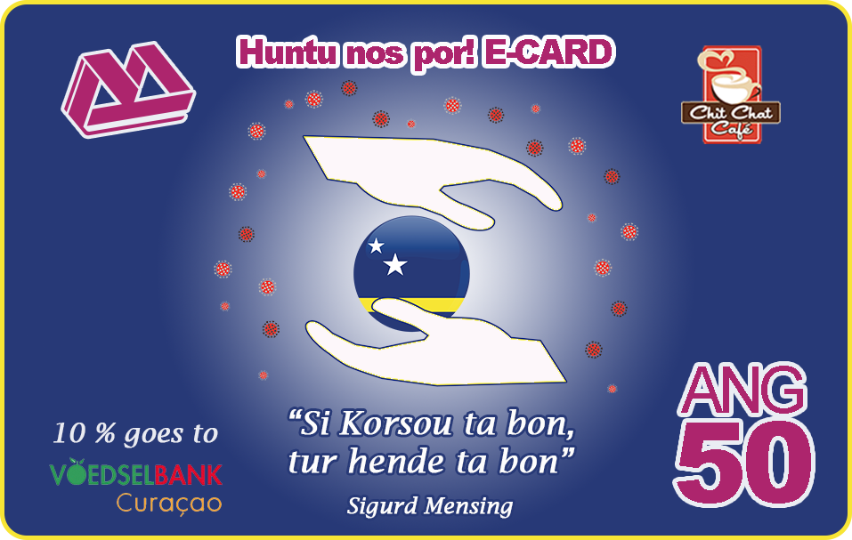 Huntu nor por E-Card