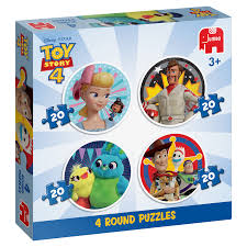 Toy Story Puzzle 4 Cinema Collection