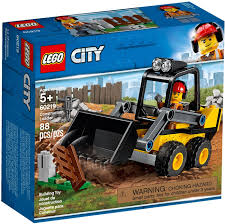 CONTRUCTION LOADER LEGO.