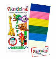 PLASTICINE PLAY PACK