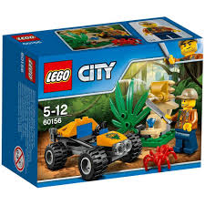 JUNGLE BUGGY LEGO.