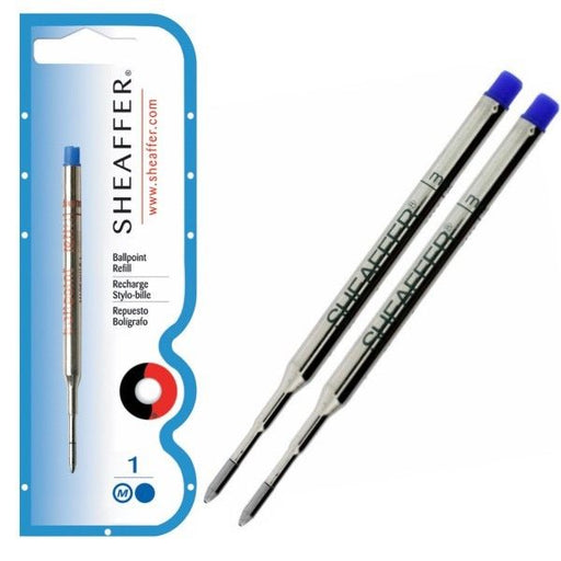SHEAFFER REFILL  BXD REFILL-BP-K-M/BLU-CARD