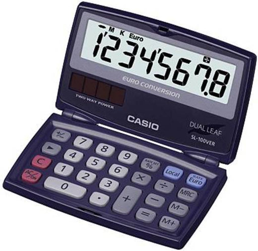 CASIO REKENMACHINE.