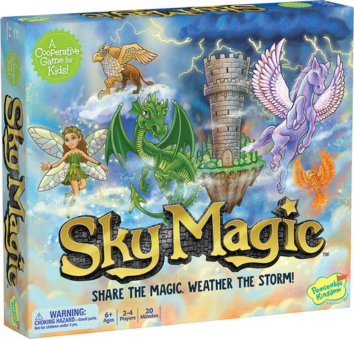 SKY MAGIC GAME