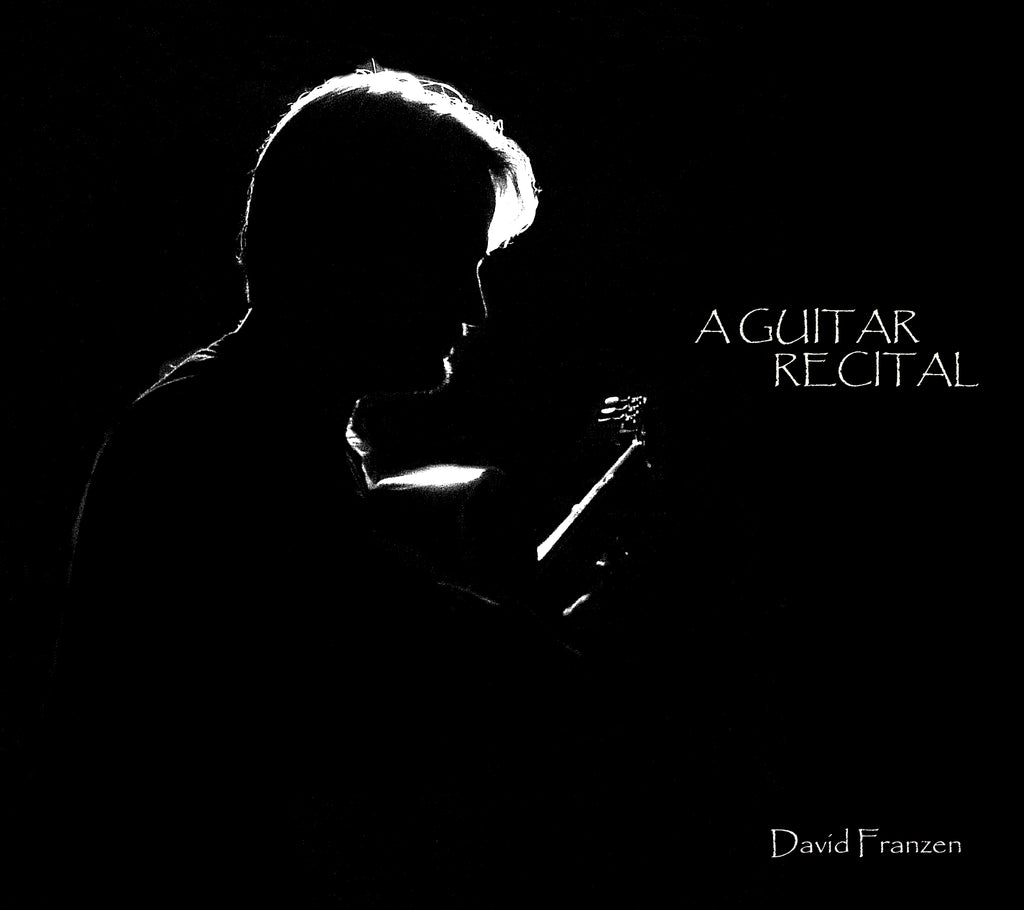 A Guitar Recital - Digital MP3