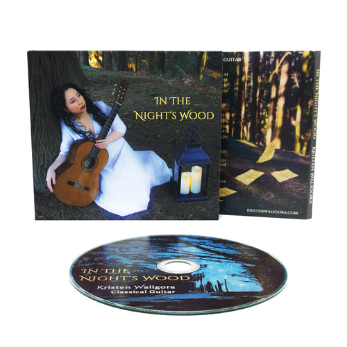 In the Night's Wood - Deluxe CD