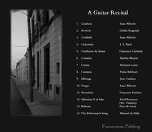 Load image into Gallery viewer, A Guitar Recital - Digital MP3