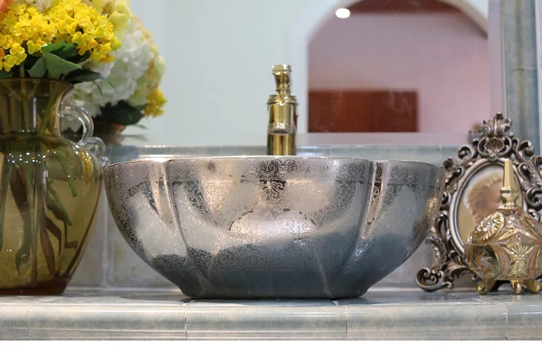 NATTO Vessel Sink