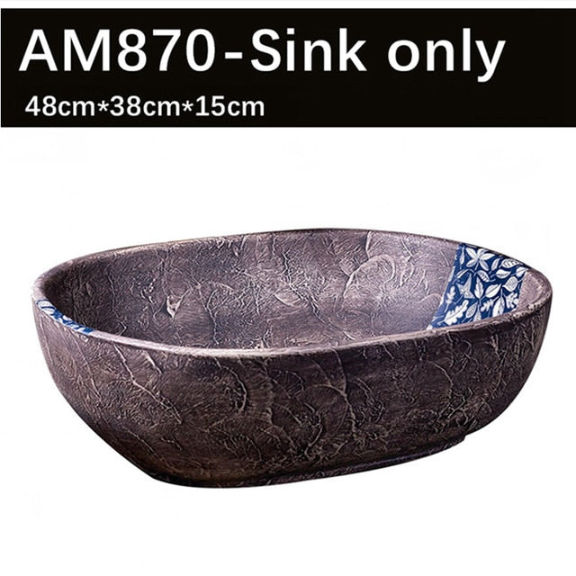 ENZO Vessel Sink