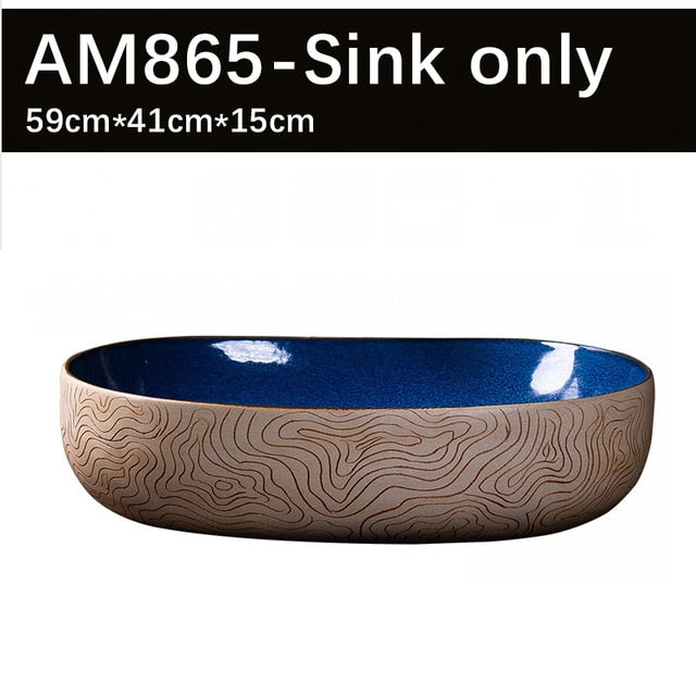 GRECO Vessel Sink