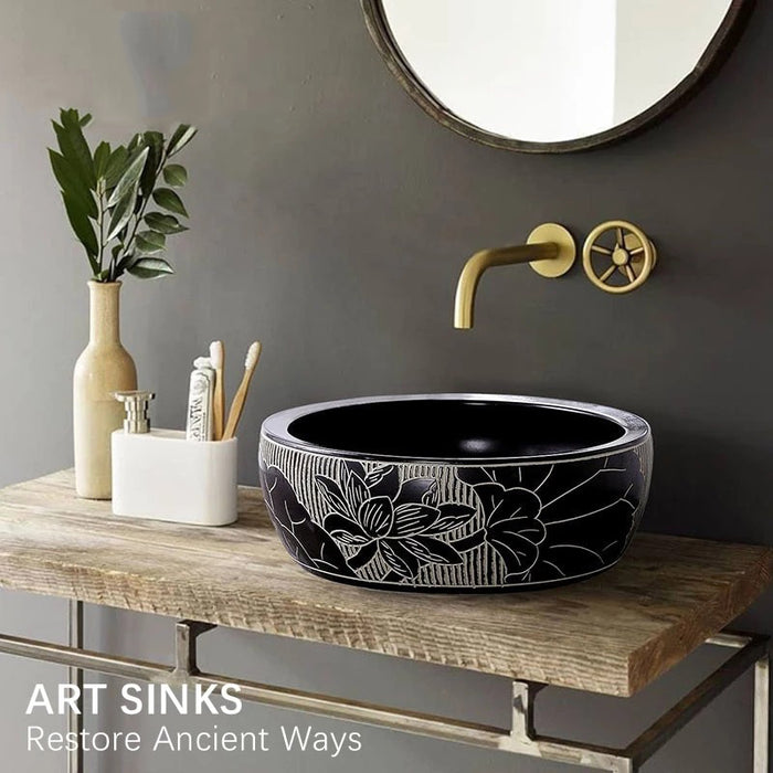 ALONSO Vessel Sink