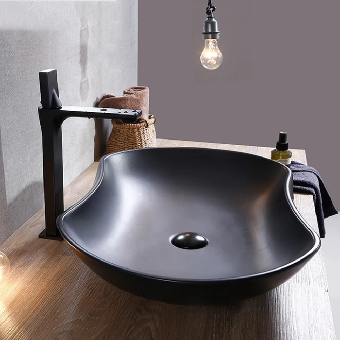 GEREMIA Vessel Sink