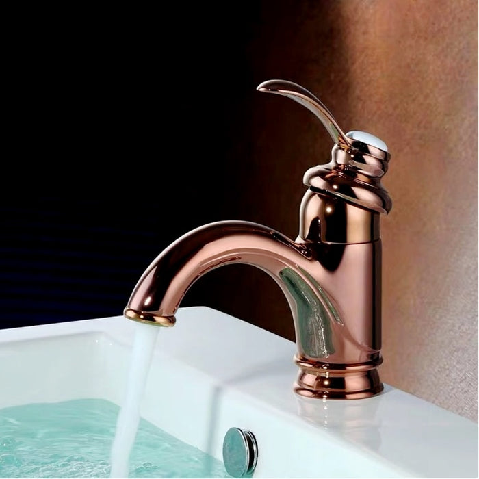 Traditional Basin Faucet