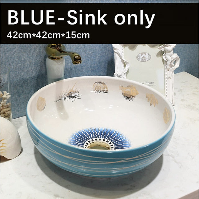 FRANCES Vessel Sink