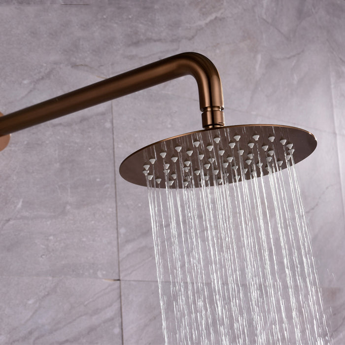 KRYSTALLO Shower Faucet