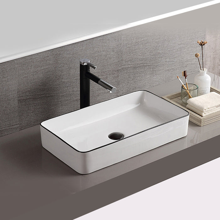 Square Washing Basin Sink
