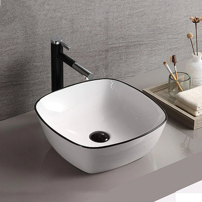 MARCELLO Vessel Sink