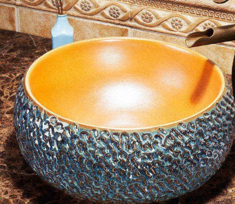ERMINIO Vessel Sink