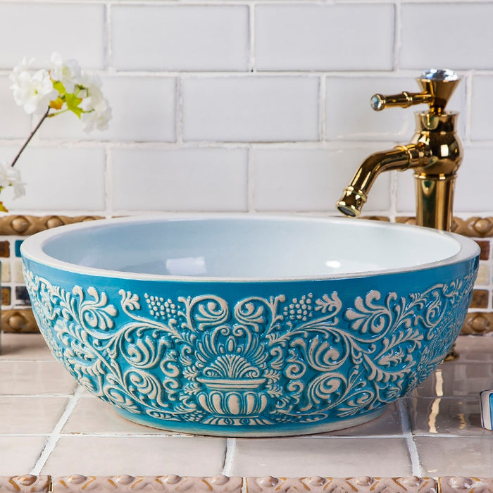 ELIO Vessel Sink