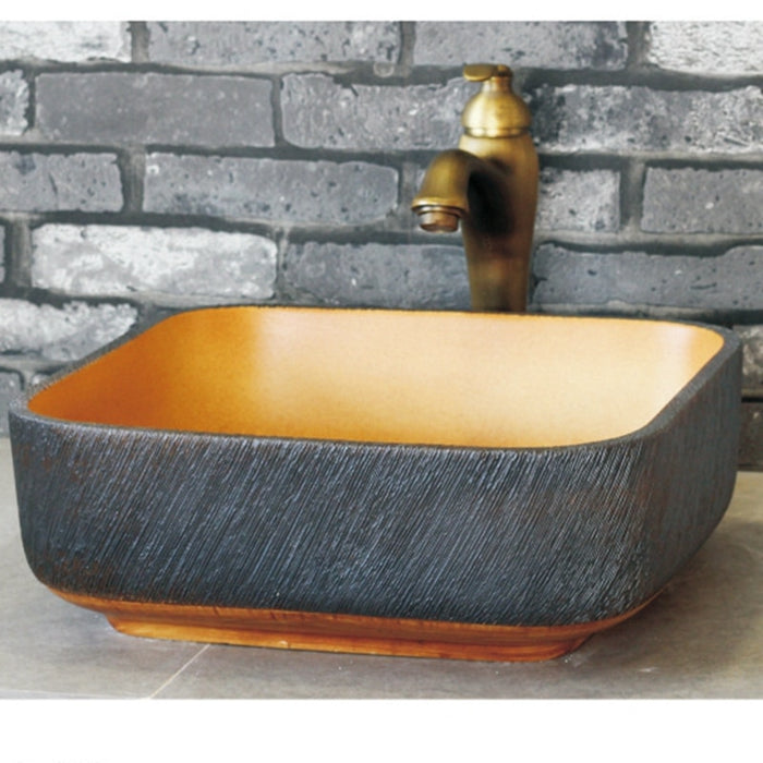 FIERO Vessel Sink