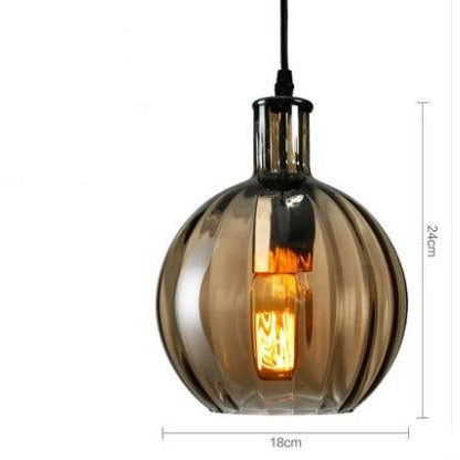 Ball Glass Pendant Lamp - Best Goodie Shop