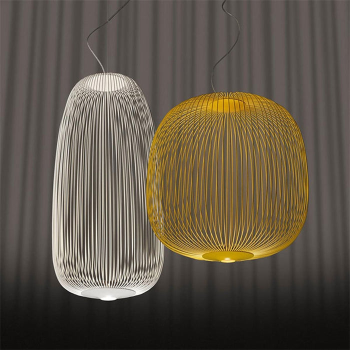 Bird Cage Led Hanging Lamp - Best Goodie Shop