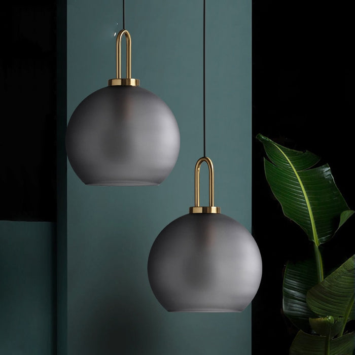 Modern Iron Hanging Lamp - Best Goodie Shop