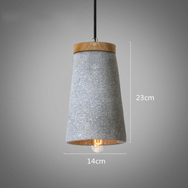 Cement Loft Lights - Best Goodie Shop