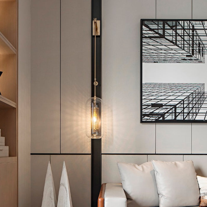 Milana Long Wall Lamp