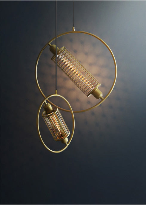 MILANA Round Hanging Light