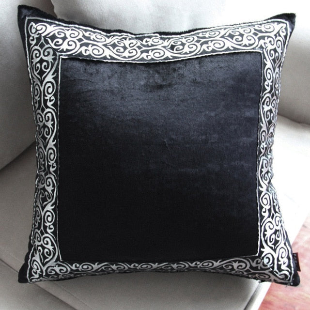 Luxurious Velvet Pillow Cover