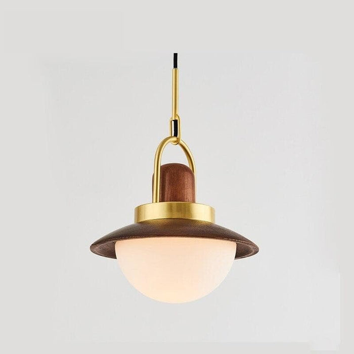 Sophia Wooden Pendant Light