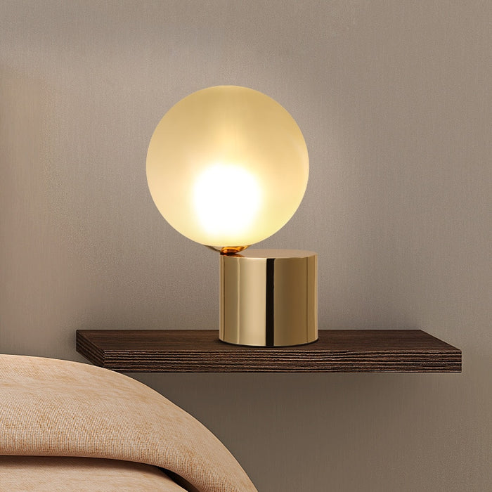 Kung Glass Table Lamp - Best Goodie Shop